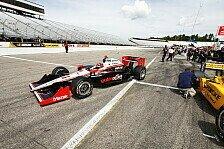 IndyCar - 100 Jahre Tradition in Indianapolis: Firestone bis 2014 offizieller Reifenlieferant