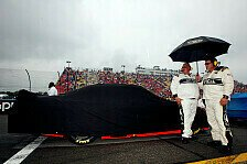 NASCAR - Die Wetteraussichten sind d�ster: Sprint-Cup-Rennen auf Montag verschoben