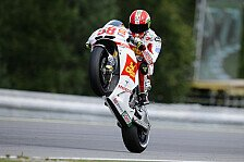 MotoGP - Bilderserie: Marco Simoncelli: Lockenkopf, Paradiesvogel, Unikum