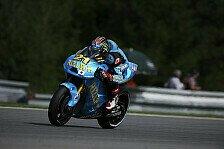 MotoGP - Gegen die Besten fahren: F�r Hopkins ist MotoGP das klare Ziel