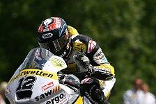Moto2 - Nur Platz 20 auf neuem Asphalt: Schwieriger Start f�r L�thi