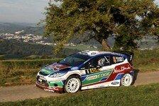 WRC - Absolut gl�cklich mit Top-3: Latvala stapelt tief f�r Deutschland