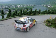 WRC - Sordo auf Drei: Loeb f�hrt weiter durch Deutschland