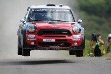 WRC - Spa� und gute Leistung: Sordo & Meeke gl�cklich mit Mini