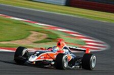 WS by Renault - Vergne verliert Tabellenf�hrung: Robert Wickens gewinnt in Silverstone
