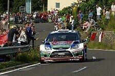 WRC - Ungeduld und Magenkr�mpfe: Ford: Kampf ums Podium