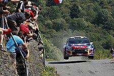 WRC - Sordo holt erstes Podium f�r Mini: Sebastien Ogier siegt in Deutschland
