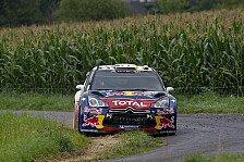WRC - Was k�nnen wir schon tun?: Ogier l�st Loeb ab