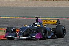 WS by Renault - Bianchi in Schach gehalten: Yelloly siegt beim Saisonauftakt in Aragon