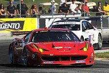 USCC - Eine Ehre: Pierre Kaffer stellt den Ferrari F458 vor