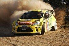 WRC - Eine gute Herausforderung: Solberg: In Australien wieder in die Top-5