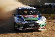 WRC - Solberg nur knapp dahinter: Latvala Schnellster im Shakedown