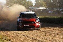 WRC - Sordo belegt Rang drei: Mini holt erstes Podest in der Rallye-WM