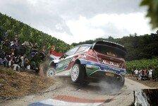 WRC - Entt�uschendes Wochenende f�r Latvala: Hirvonen in Deutschland auf Vier