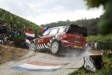 WRC - Eine technische Herausforderung: MINI: Auch in Frankreich Leistung zeigen
