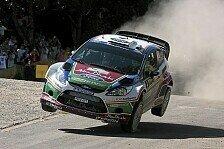 WRC - Nicht nachdenken, sondern konzentrieren: Jari-Matti Latvala