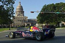 Formel 1 - An der Talentfront kein Land in Sicht: Das US-Comeback: Zur�ck in die Zukunft