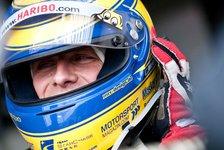 Mehr Motorsport - Ausfall kurz vor dem Ende: Christian Menzel