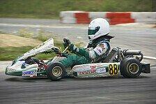Mehr Motorsport - Benzin und Insulin als Treibstoff: Kart-Ass trotzt seinem Diabetes