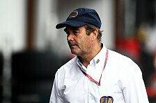 Formel 1 - Drei verpasste Siege im F�rstentum: Mansell in Monaco als Steward