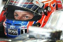 Formel 1 - Kleine �bertretungen werden nicht verziehen: Button: Stewards sind dieses Jahr strenger