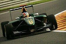 GP3 - Valtteri Bottas im Pech: Stanaway holt Sieg in Spa-Francorchamps