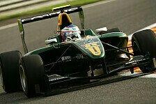 GP3 - Stanaway erbt letzten Punkt: Bottas gewinnt in Spa-Francorchamps