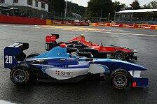 GP3 - Erstmals im Formelauto: Atech CRS: Mit Wartique zum Auftakt