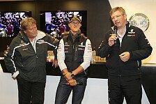 Formel 1 - Aufbau erst nach f�nf Jahren abgeschlossen: Haug schon auf 2012 fokussiert