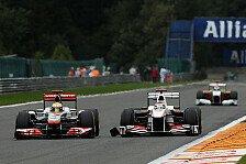Formel 1 - Genau das richtige Ma�: Whitmarsh: DRS hat es nicht zu einfach gemacht