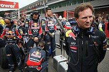 Formel 1 - Zwanzig Prozent mehr Preisgeld: Red Bull: Erfolg lohnt sich auch finanziell