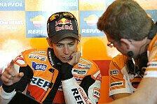 MotoGP - Viel besser als Metall: Stoner: Ducatis Problem ist nicht Karbon
