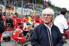 Formel 1 - Zuschauer sparen statt Benzin sparen: Ecclestone nennt Piratenserien-Sager Bl�dsinn