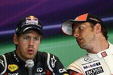 Formel 1 - Es kann sehr schnell gehen: Vettel will sich nicht ausruhen