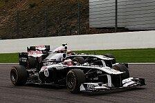 Formel 1 - Mit Sicherheit auch 2012 noch dabei: Barrichello: Gespr�che dauern an