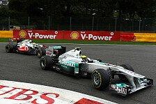 Formel 1 - Schnell vorbei: Video - Das Geheimnis der �berholman�ver