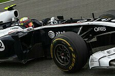 Formel 1 - Viel mehr Zuversicht: Maldonado: Erster Punkt gibt einen Schub