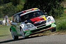 Mehr Rallyes - Gute Ausgangsposition: Dreifach-Heimsieg f�r Skoda bei Barum Rallye