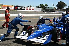 IndyCar - Aus eines legend�ren Teams: Newman/Haas steigt aus