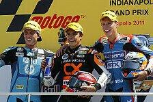MotoGP - Zahlen zum GP von Misano