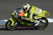 Moto3 - Die Favoriten d�piert: Faubel �berrascht mit Pole in Aragon