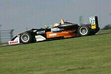 Formel 3 Cup - Mehrfacher �berschlag von Halbig: Marco S�rensen gewinnt auf dem Lausitzring