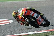 MotoGP - Zumindest noch Karbon-Aufkleber: Blog - Die neue Aluminium-Ducati