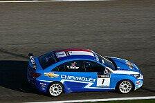 WTCC - Chevrolet bestimmt das Tempo: Yvan Muller in Valencia auf Pole