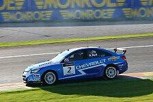 WTCC - Muller feiert Doppelsieg: Chevrolet ist Weltmeister