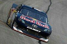 NASCAR - Startpl�tze eins und vier f�r Red Bull Racing: Erneute Pole f�r Kasey Kahne in Atlanta