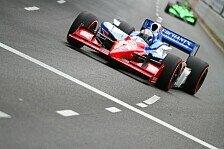 IndyCar - Vorbereitungen laufen: Rahal plant mit zwei Autos