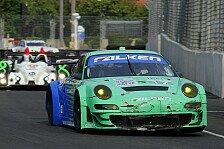USCC - Starker Auftritt in Baltimore: Henzler und Porsche siegen vor Rekordkulisse