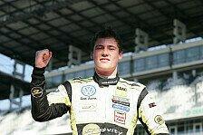 Formel 3 Cup - Stanaway ist Rookie-Champion: Stanaway gewinnt chaotisches Rennen