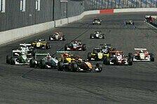 Formel 3 Cup - 3 statt 2 Rennen: Der Rennkalender f�r 2012 steht fest